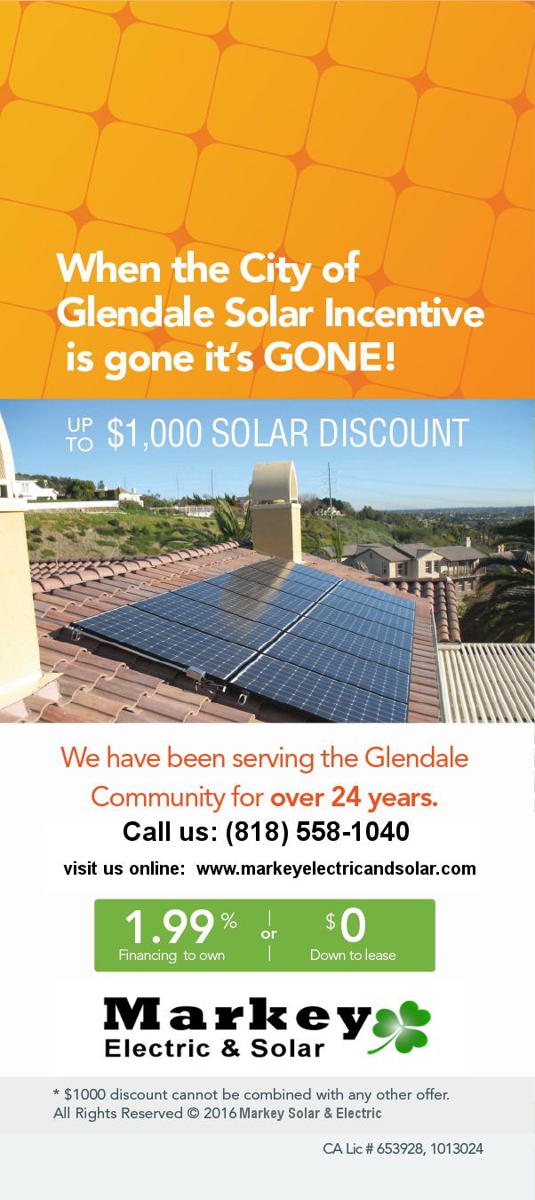 Glendale discount Solar