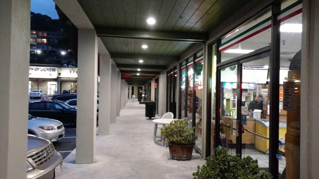 LED lighting retrofit retail stores