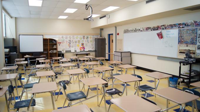 Lighting Installation Services Schools