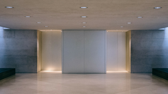 office building electrical contractor lighting