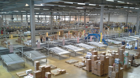 warehouse electrical contractor Los angeles
