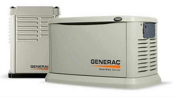 Backup Generator Installation