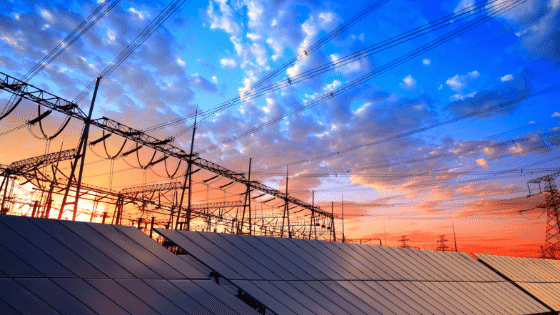 how do solar panels produce electricity for your home
