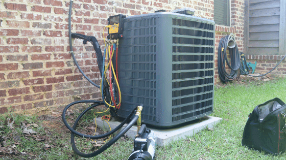 Air Conditioning Tune Up Program